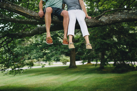 couple or engagement session
