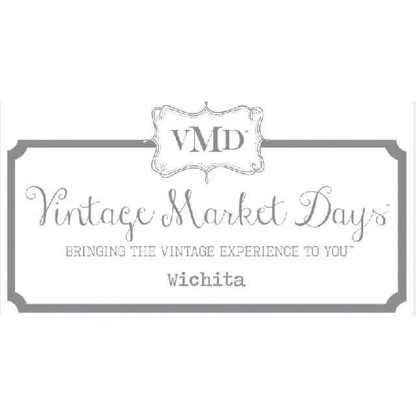 Come See Us at the Vintage Market Days in Wichita, Kansas!
