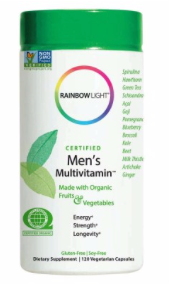 CERTIFIED MEN'S MULTIVITAMIN ™
