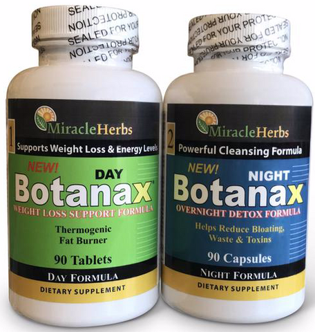 BOTANAX® DAY AND NIGHT