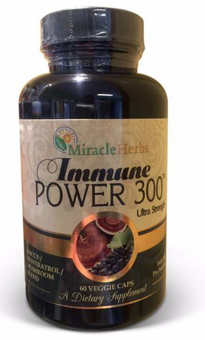 IMMUNE POWER 300 ®