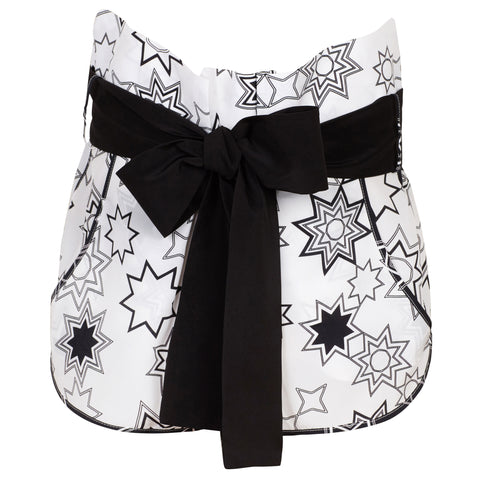 Lottie Star Print Shorts