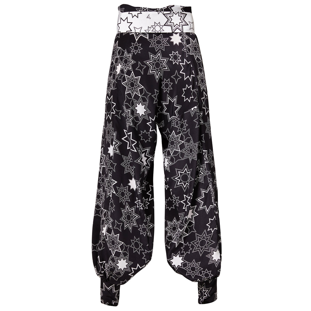 Scarlett (Black) Star Caddy Trousers