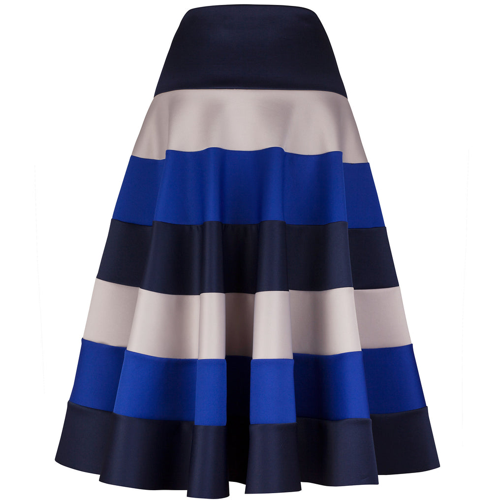 Sienna Colour Block Skirt