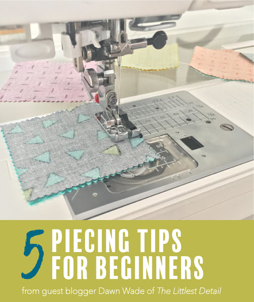 5 Piecing Tips I Wish I Knew As A Beginner