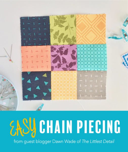How To Chain Piece