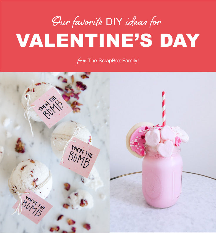 DIY Valentines For Everyone On Your List