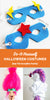 DIY Halloween Costumes from the ScrapBox Family