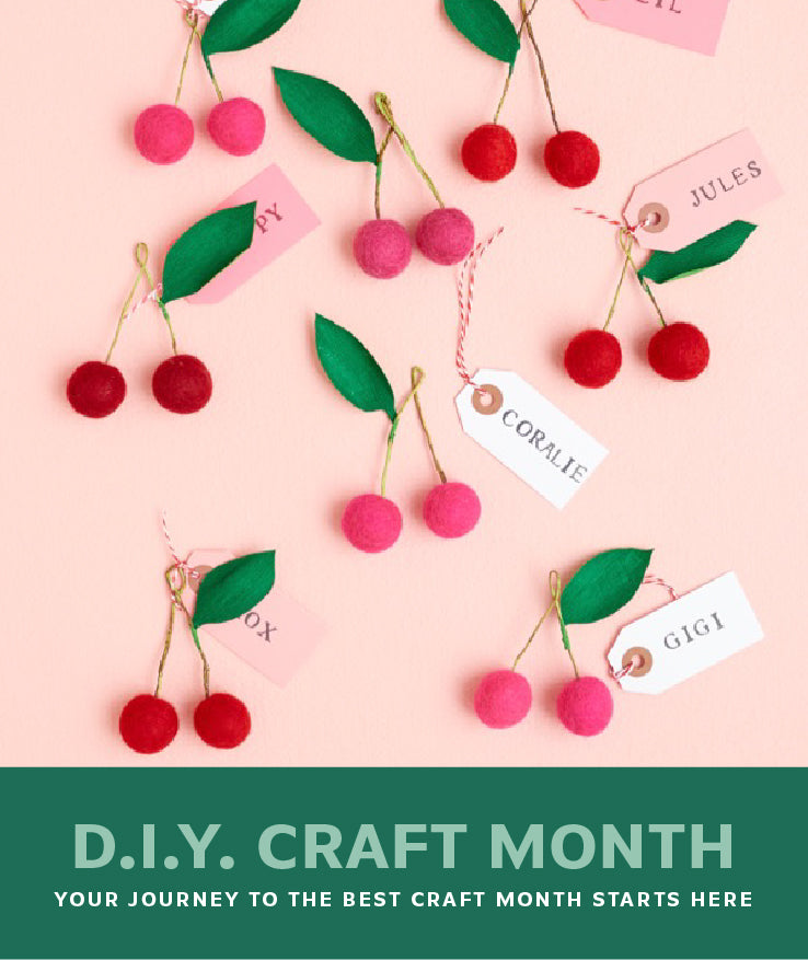 Must-Have Crafts for National Craft Month 2019