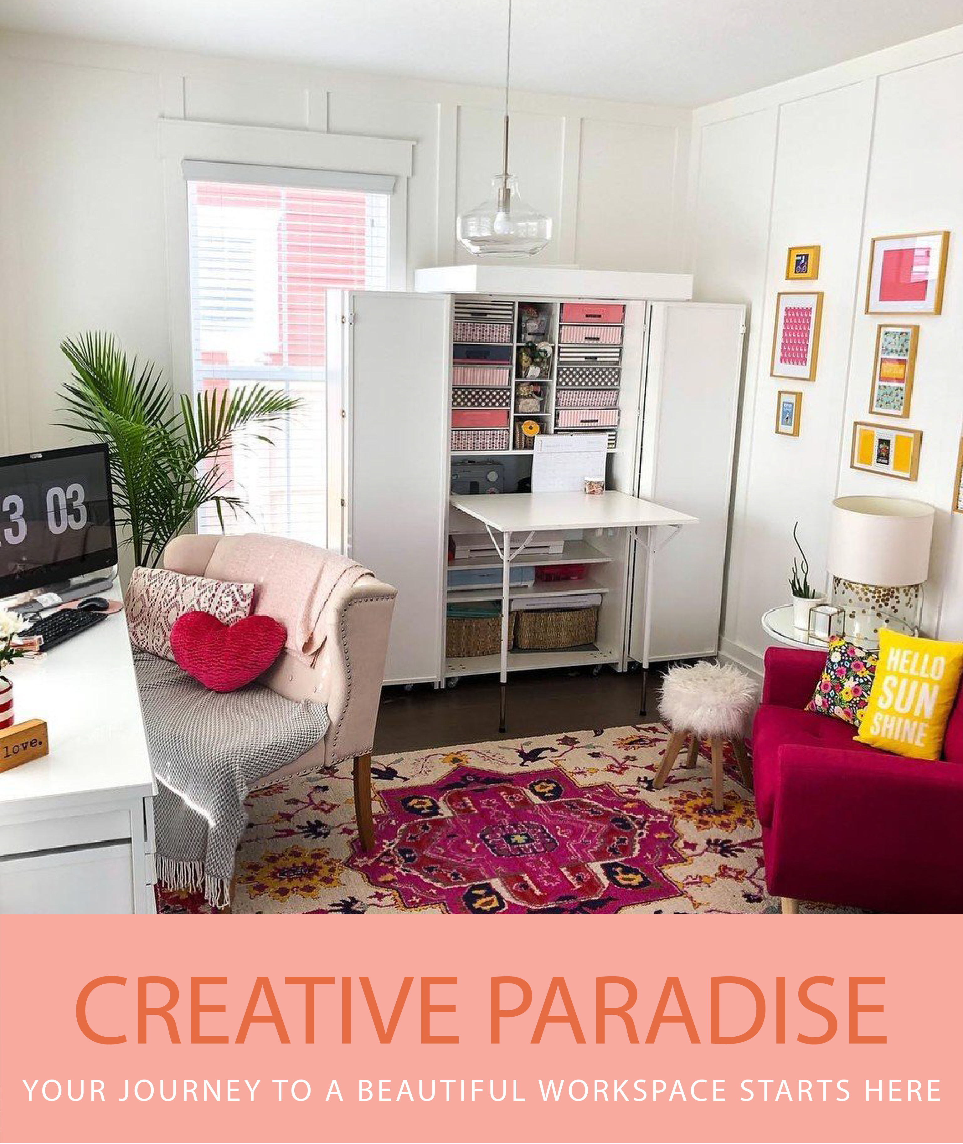 Spaces to Inspire Your Creative Journey