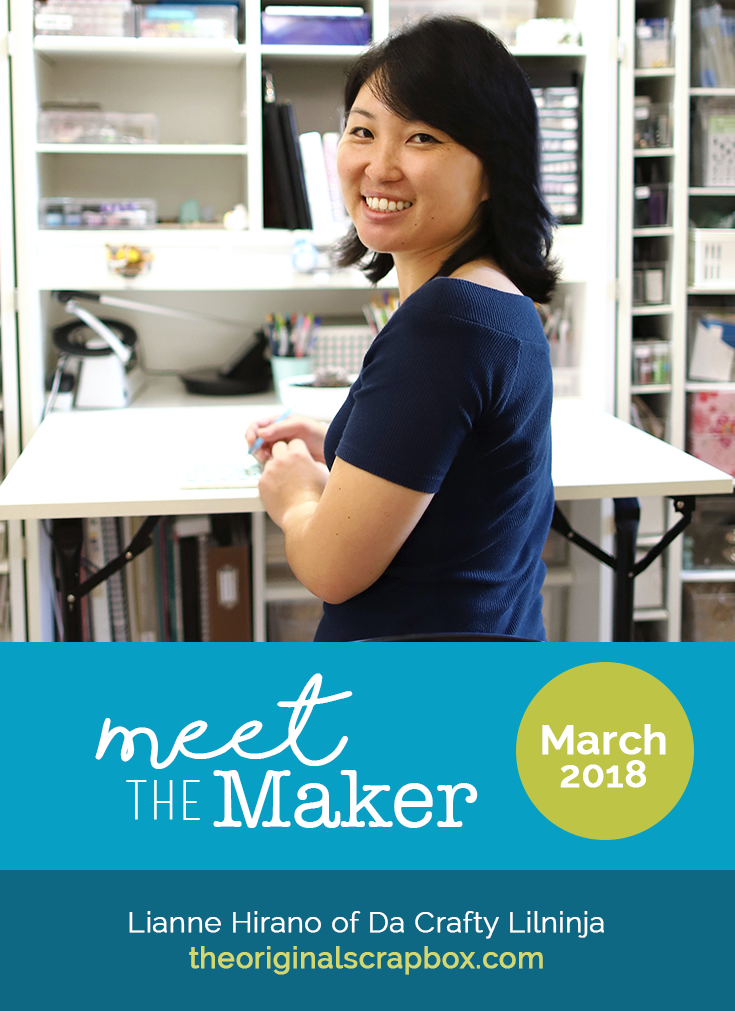 Meet The Maker: Lianne Hirano of Da Crafty Lilninja
