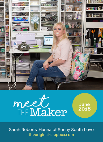Meet The Maker: Sarah Roberts-Hanna of Sunny South Love