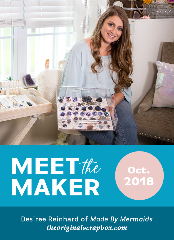 Meet The Maker: Desiree Reinhard of Made By Mermaids