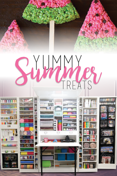 4 Yummy Summer Treats!