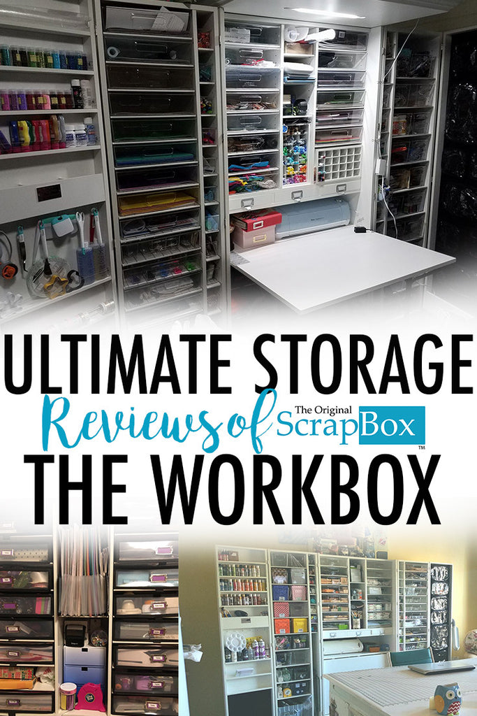 What our Customer's Say about The WorkBox