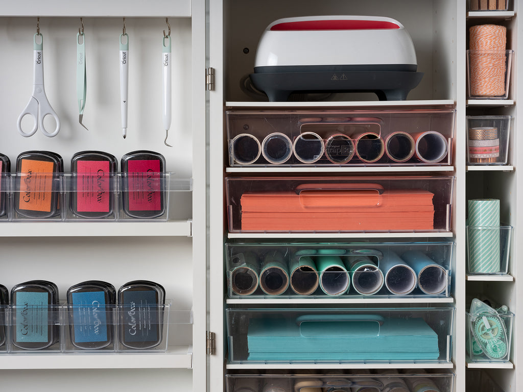 How to Organize your DreamBox for Cricut Crafting – The Original
