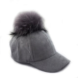 Grey Cap | Grey Fur