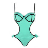 Vegas | Cut Out One Piece | Mint