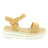 Dido | Diamante Flatform | Gold