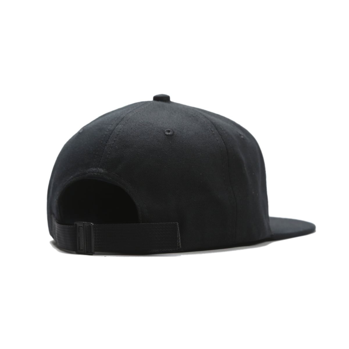 Wrapped Up Cap - Black