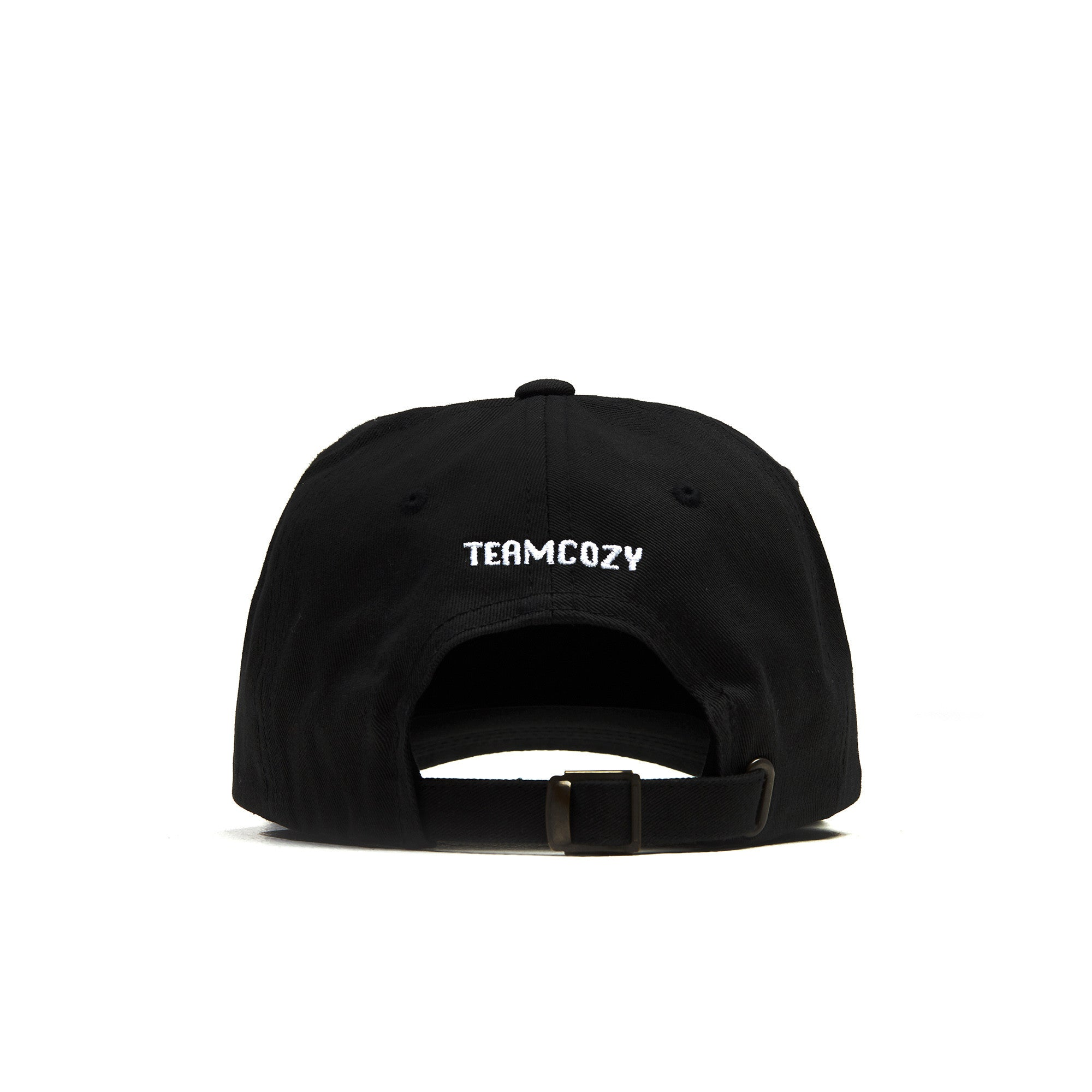 Cozy Box Cap - Black
