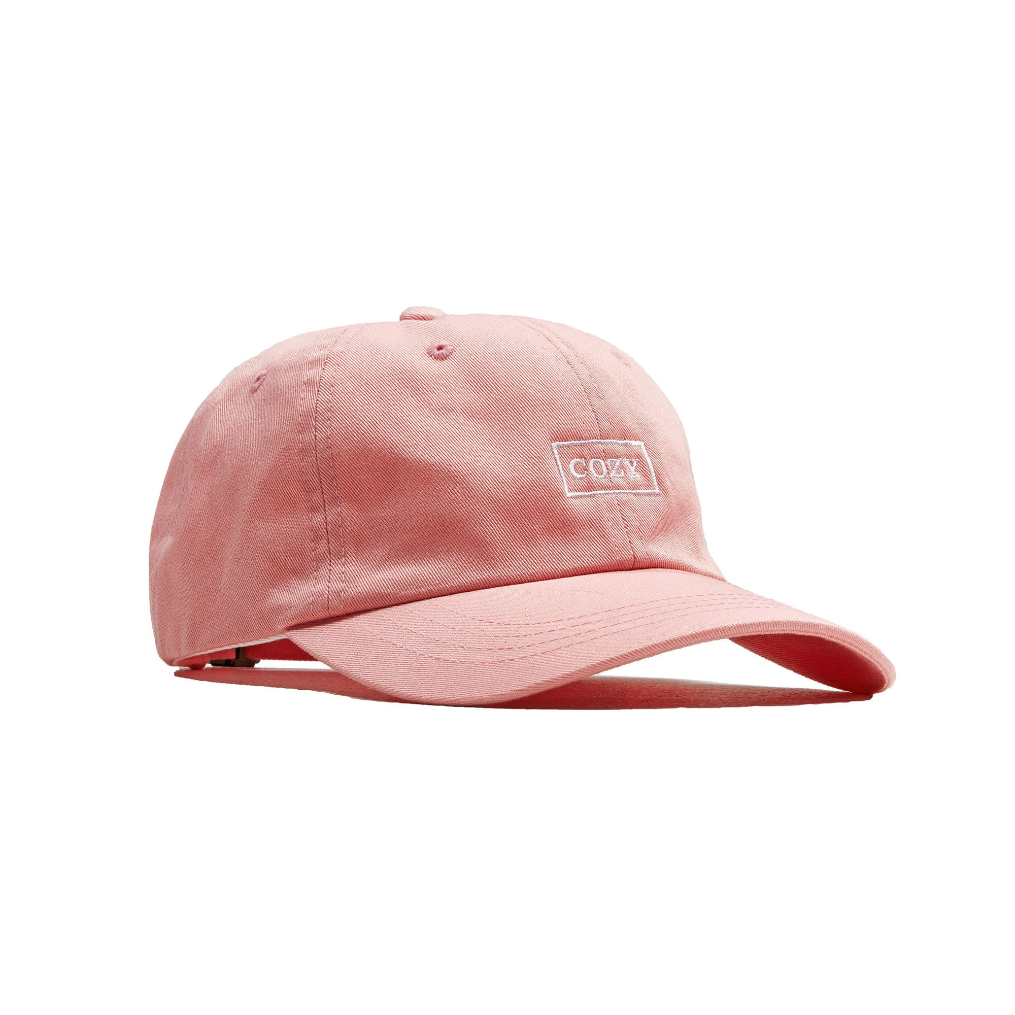 Cozy Box Cap - Pink