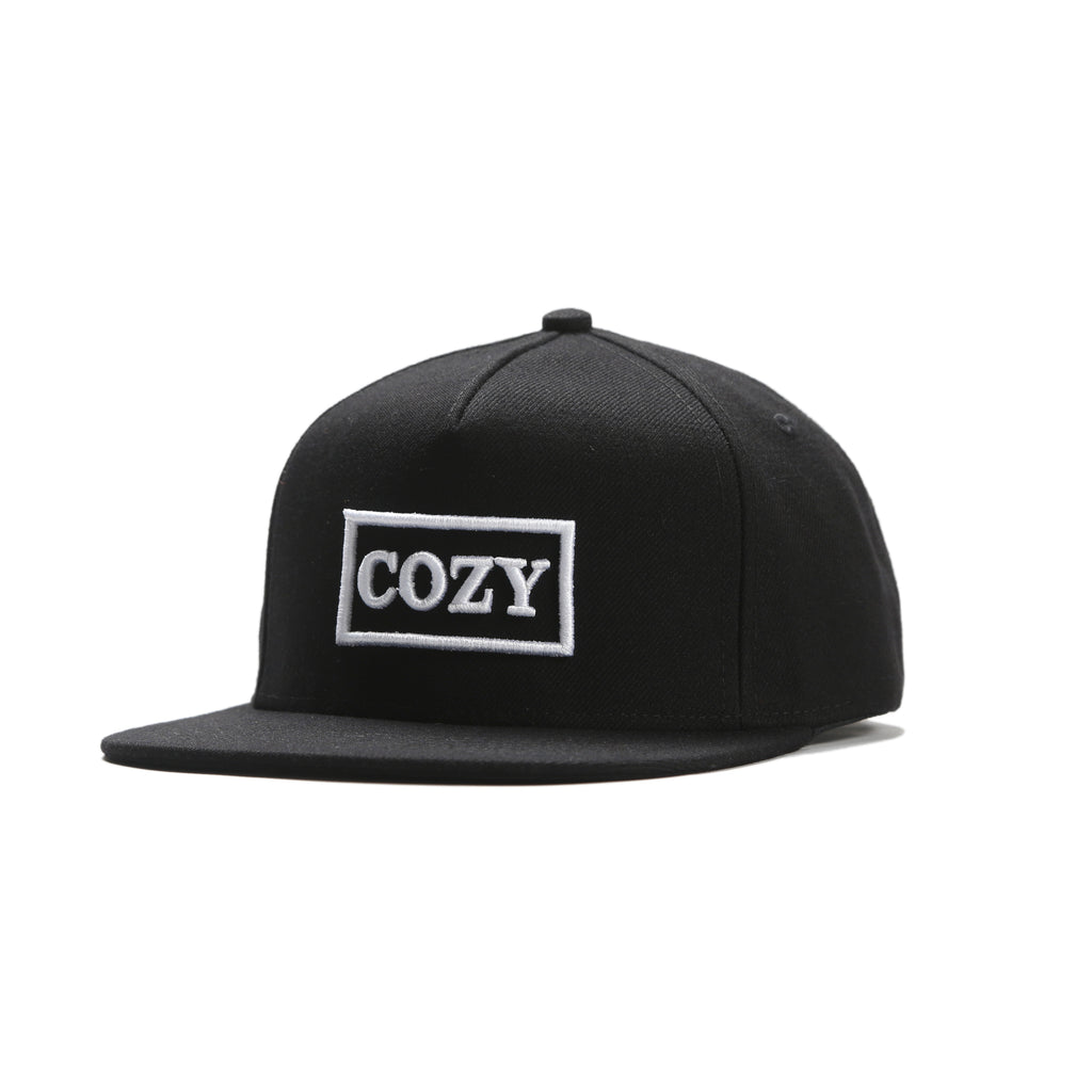 Cozy Box 5 Panel - Black/White