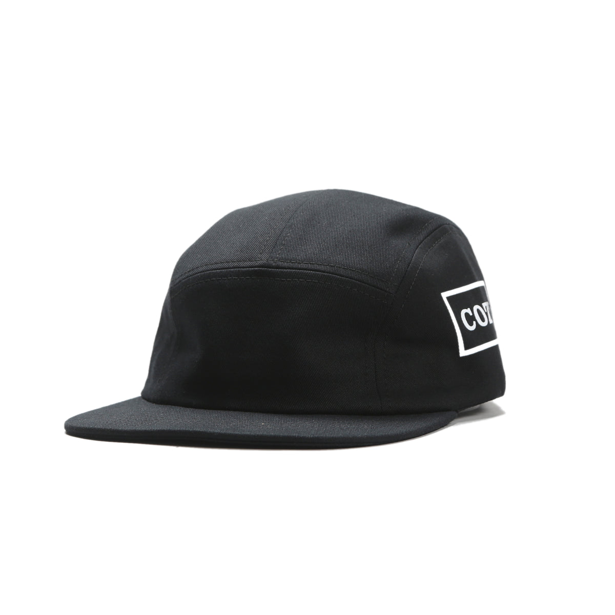 The Champ Cap - Black