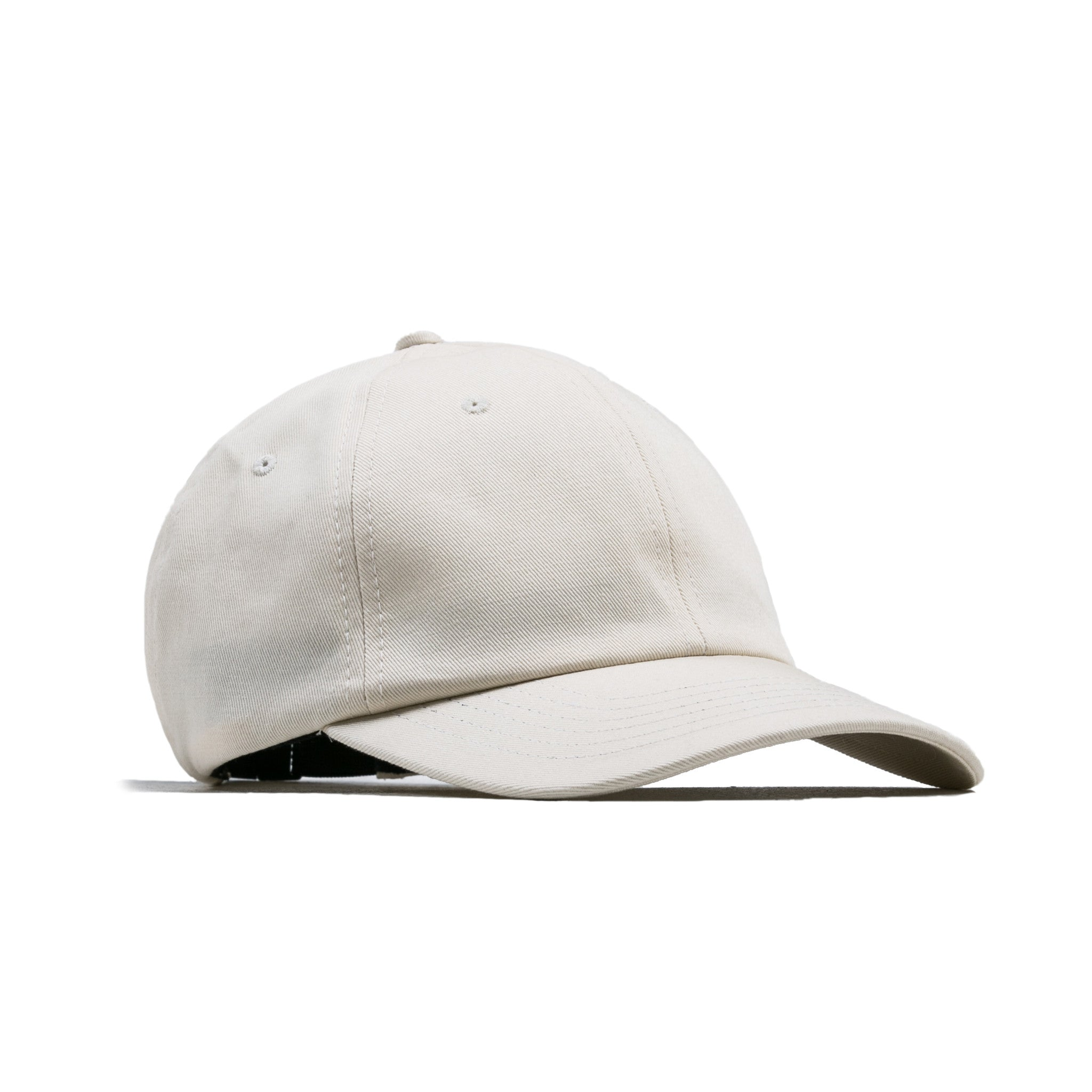 Cozy Patch Cap - Ivory