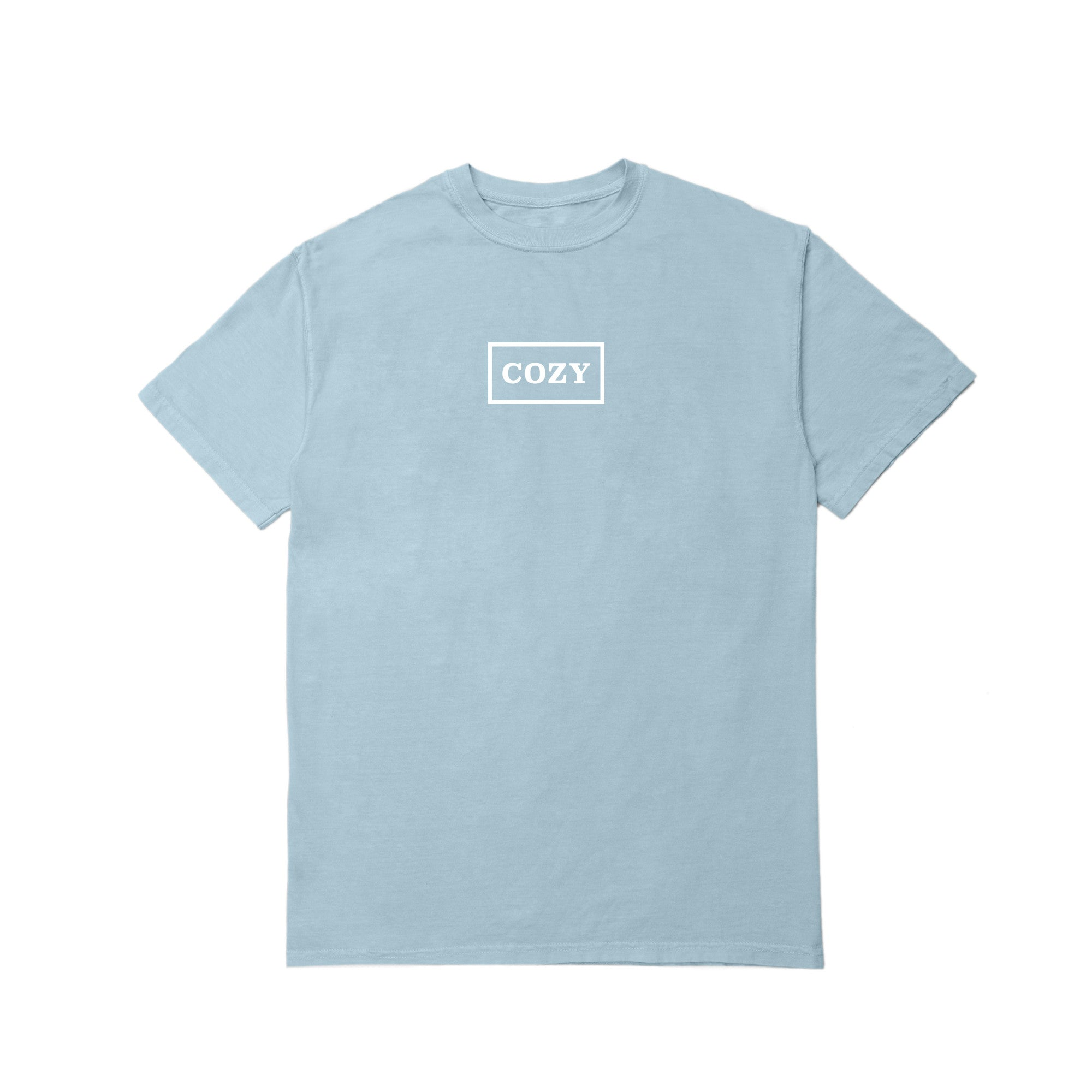 Standard Box Tee - Powder Blue