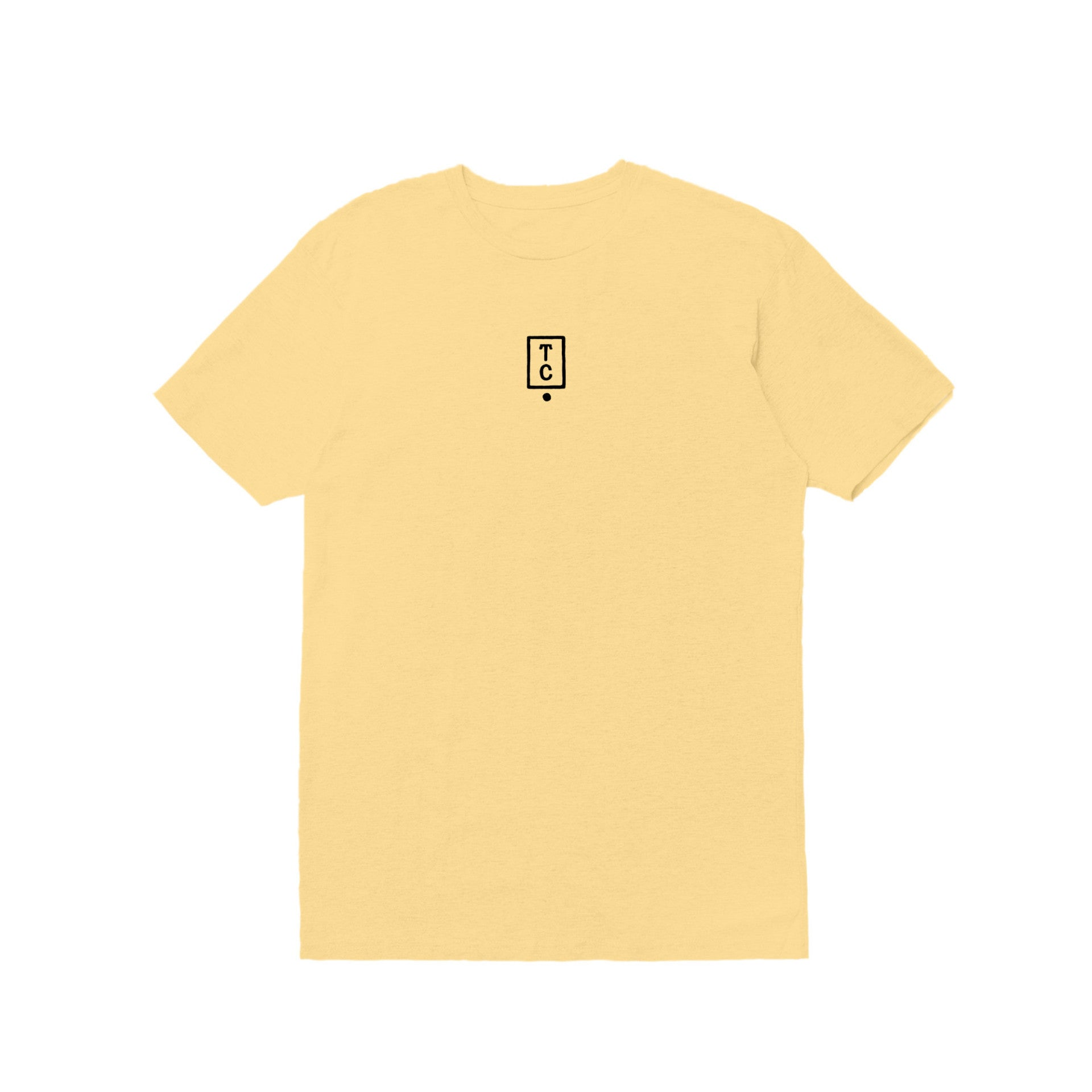 Photographer Person Tee - Squash