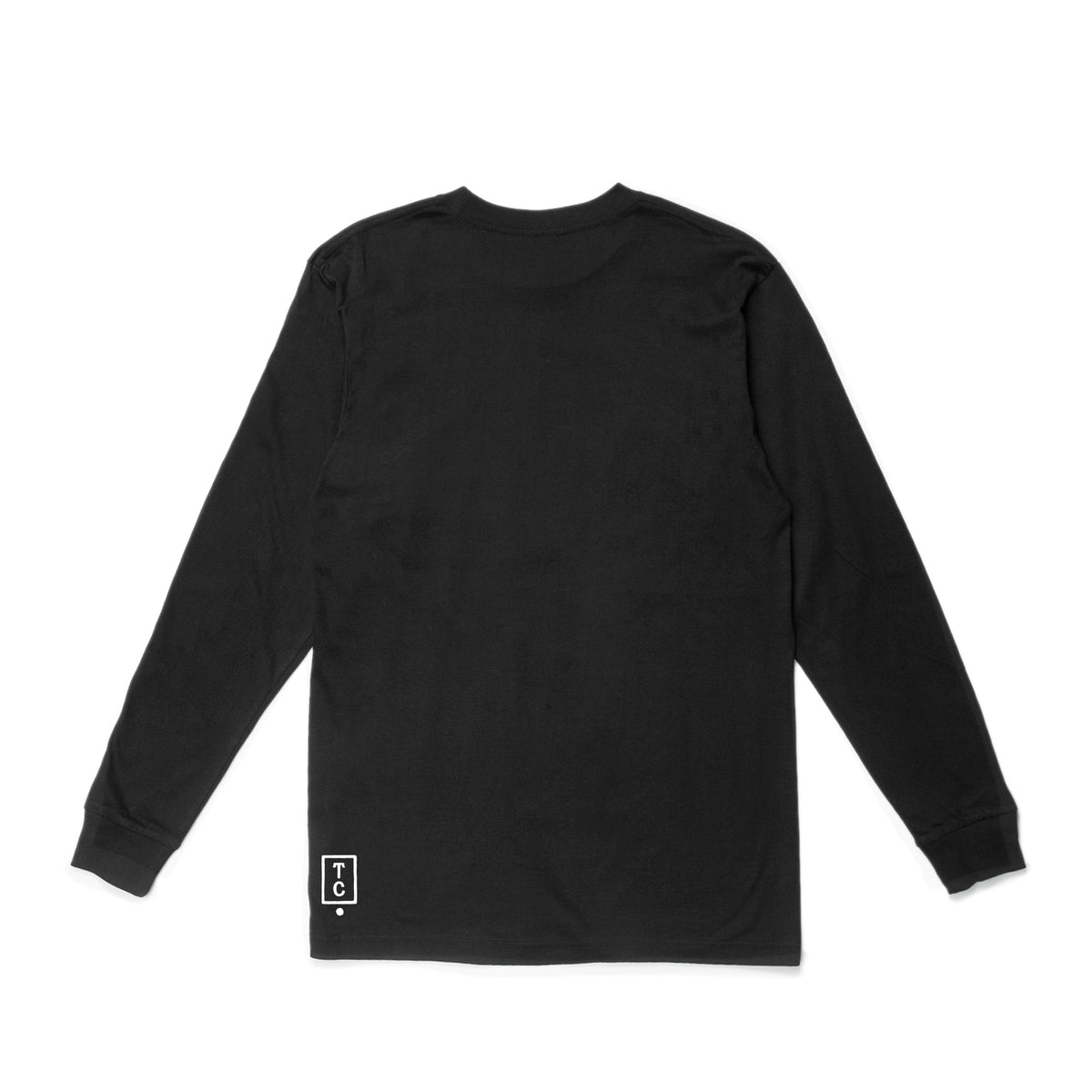 Superior LS Tee - Black