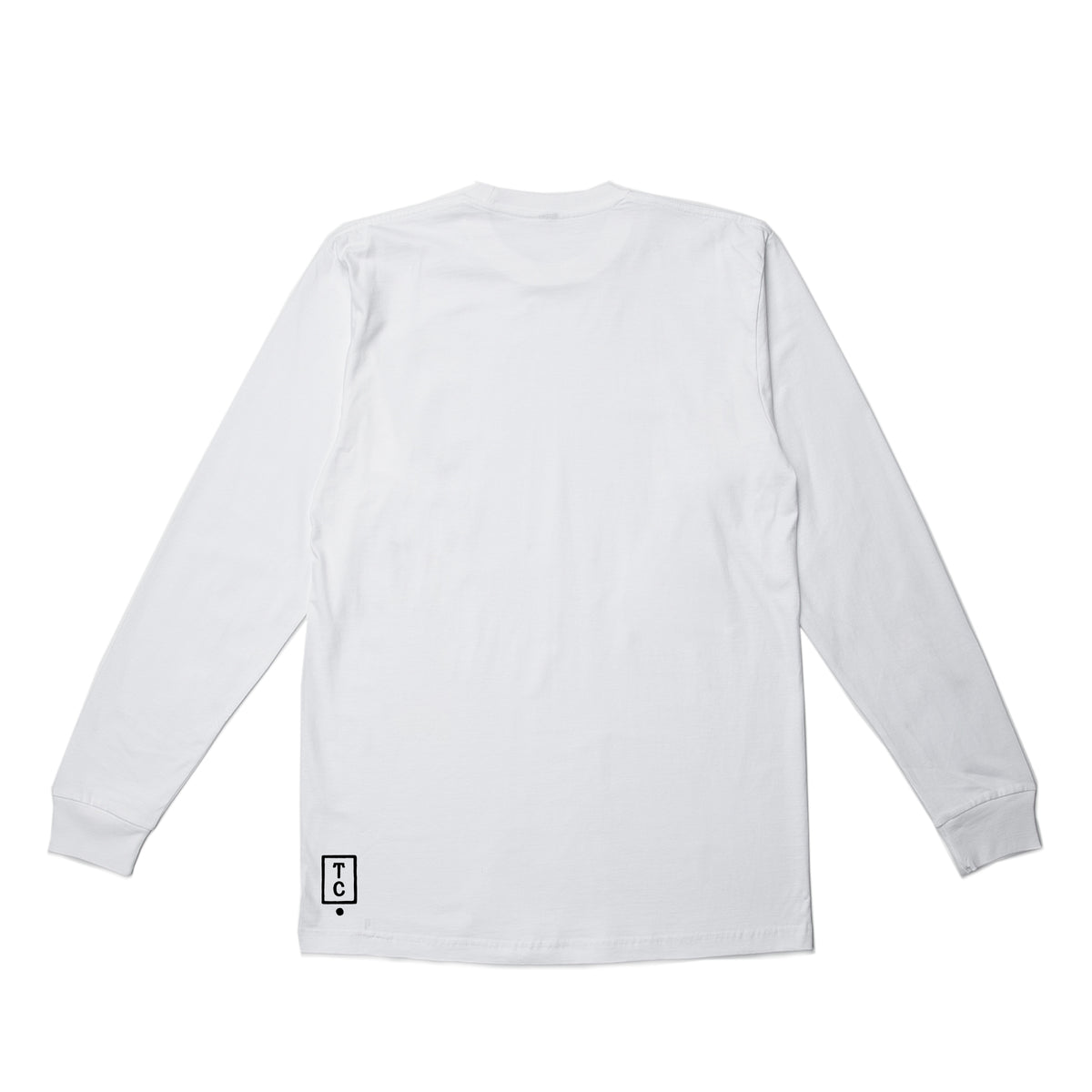 Superior LS Tee - White