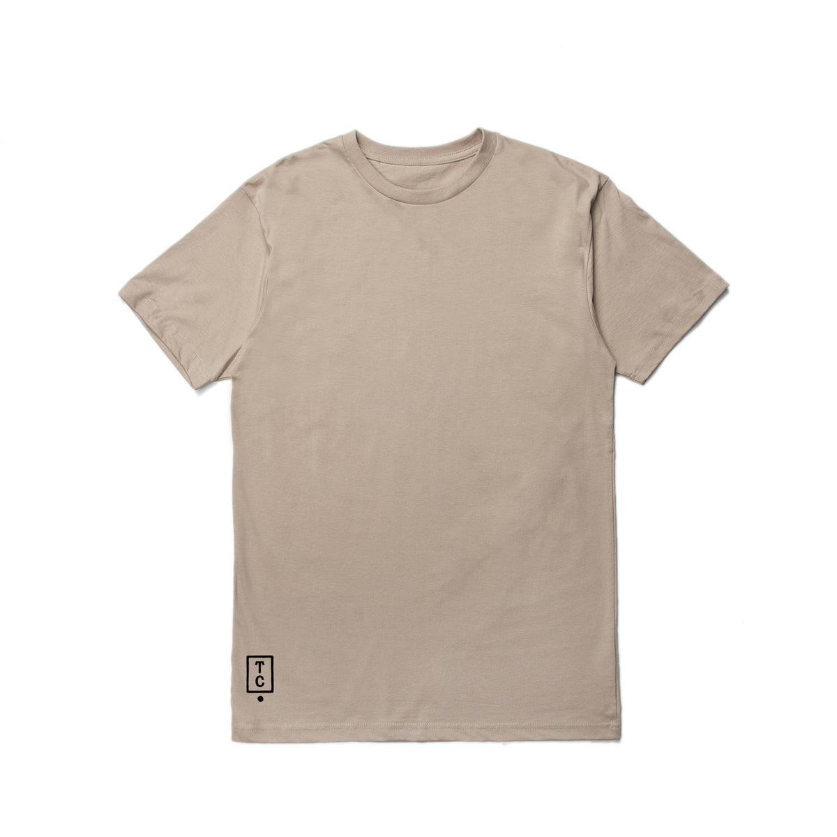 Cozy Systems Tee - Sand
