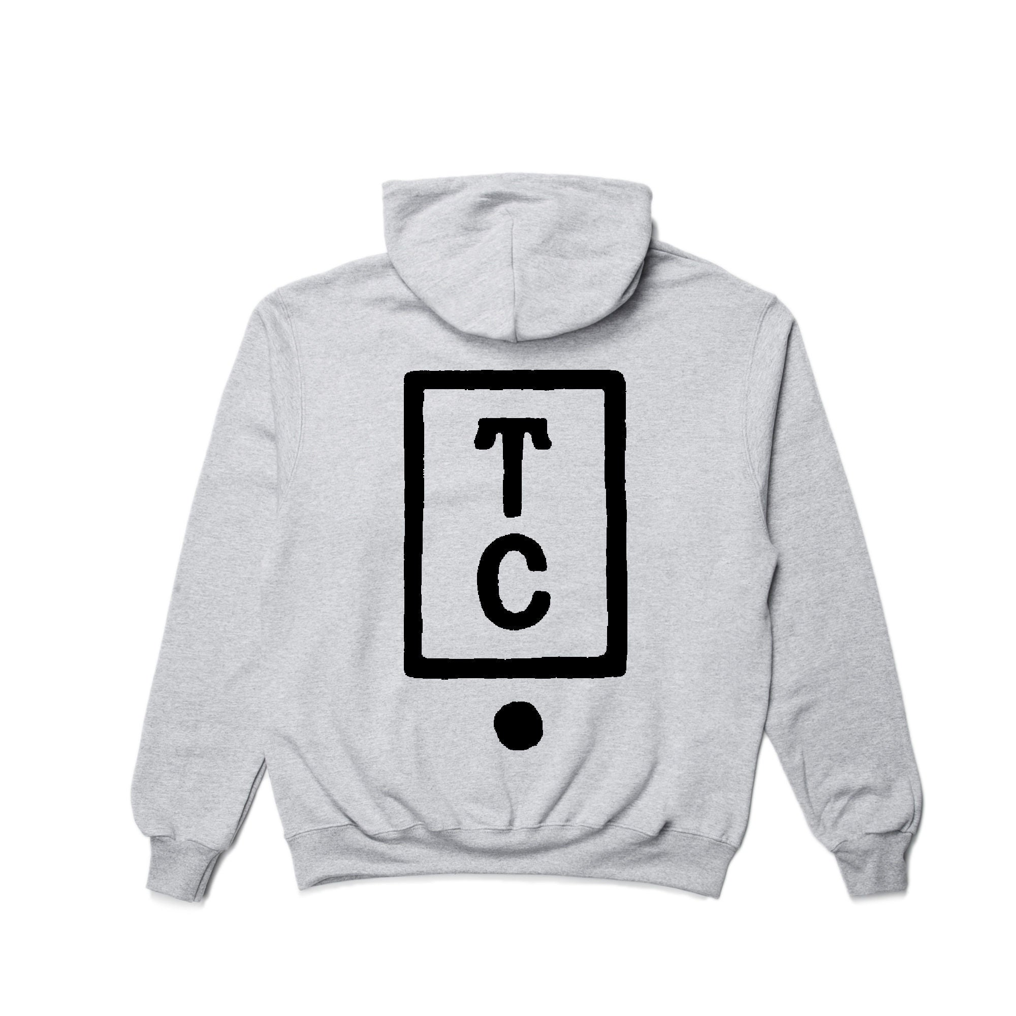 Team Cozy Logo Hoodie - Heather