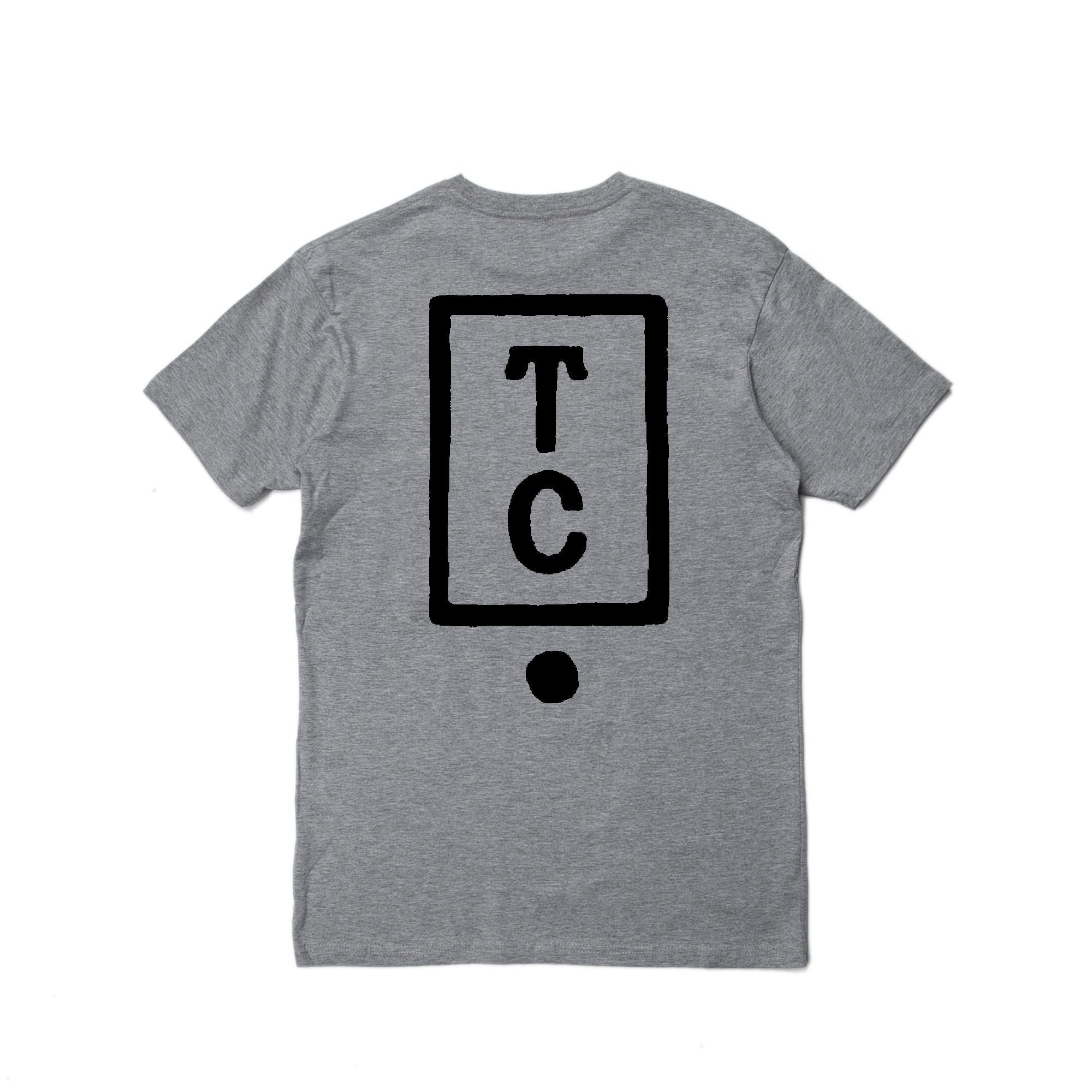 Team Cozy Logo Tee - Heather