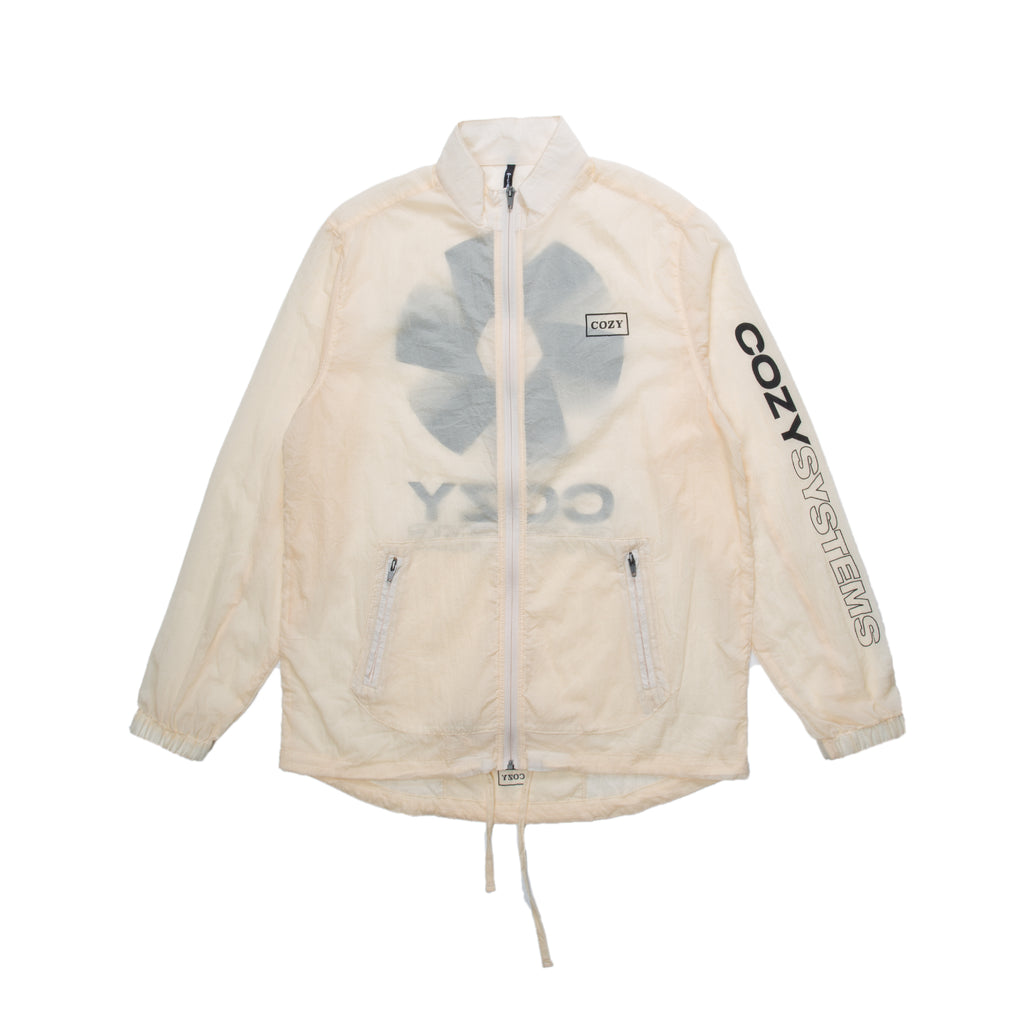 Covent Jacket - Eggshell