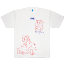 Load image into Gallery viewer, COVD-19 Take Care Cozy T-Shirt Recommended Precautions