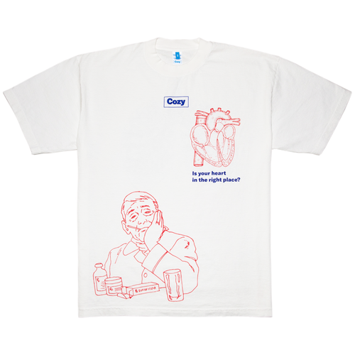 COVD-19 Take Care Cozy T-Shirt Recommended Precautions
