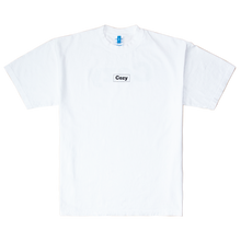 Load image into Gallery viewer, COZY LOGO TEE - WHITE