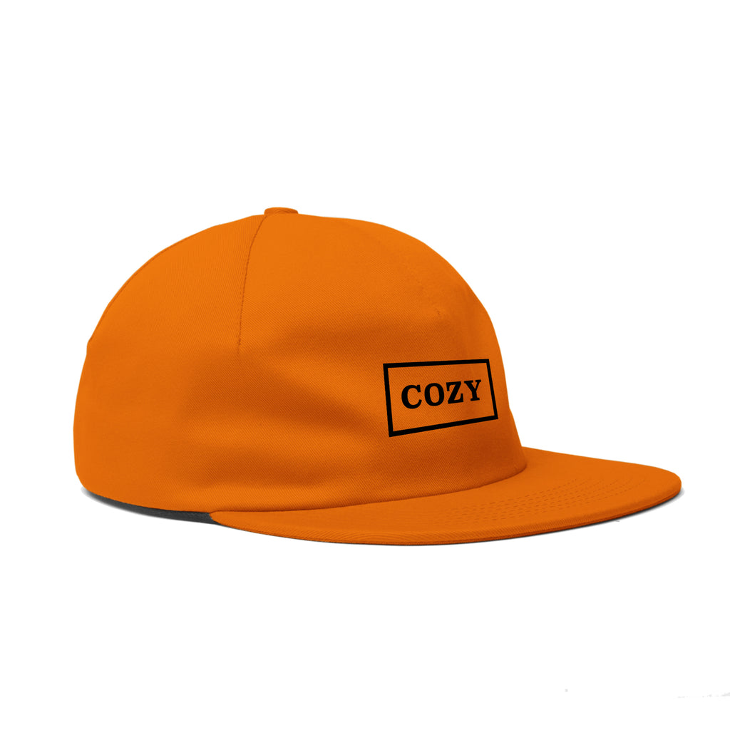 Cozy Box One Panel - Orange
