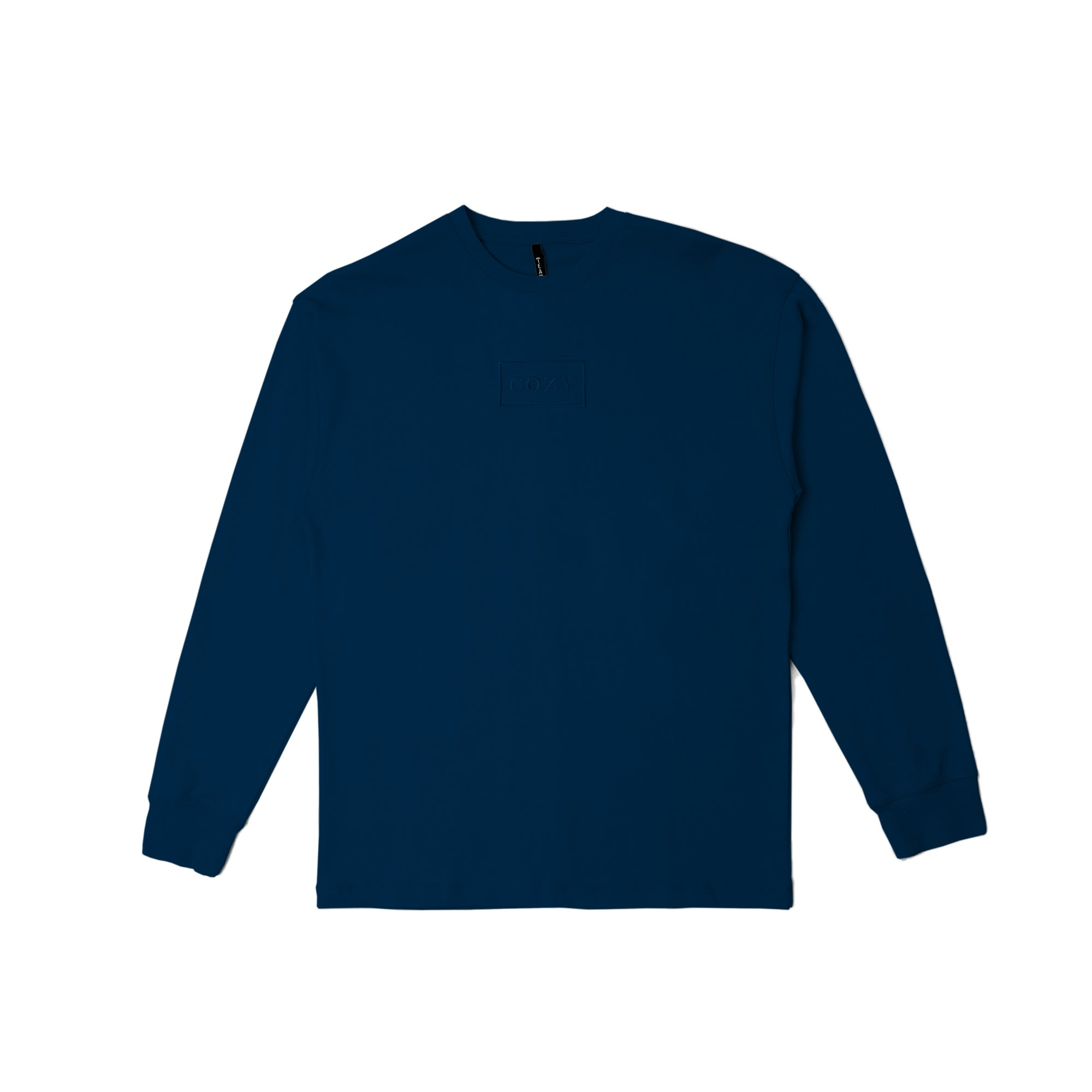 Cozy Core LS - Navy
