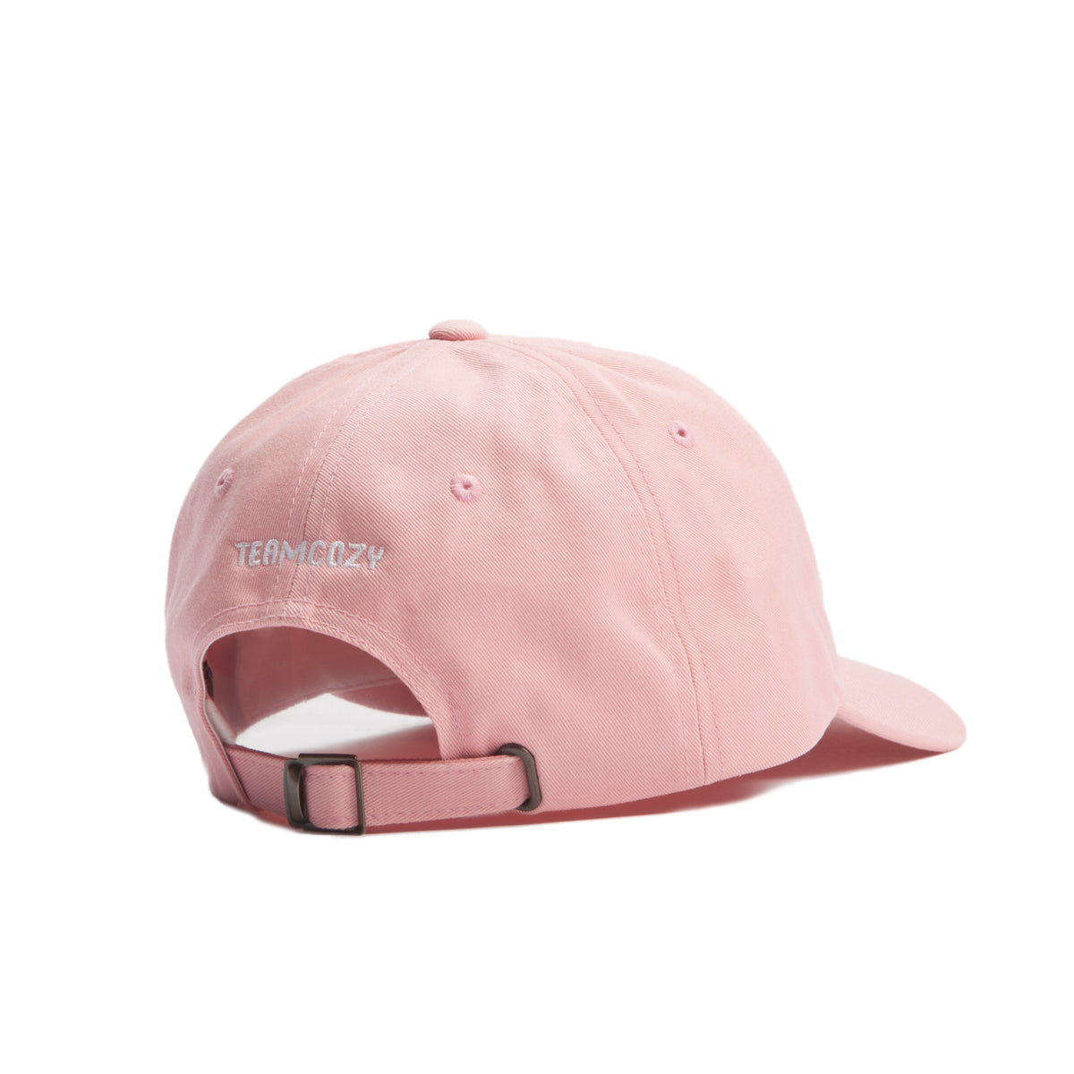Team Cozy Logo Cap - Pink