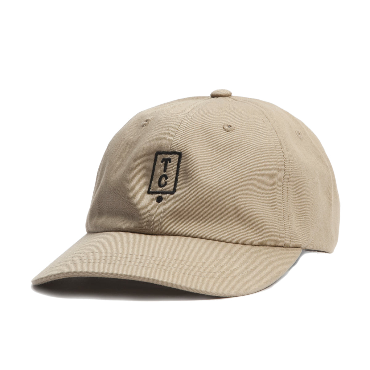 Team Cozy Logo Cap - Khaki