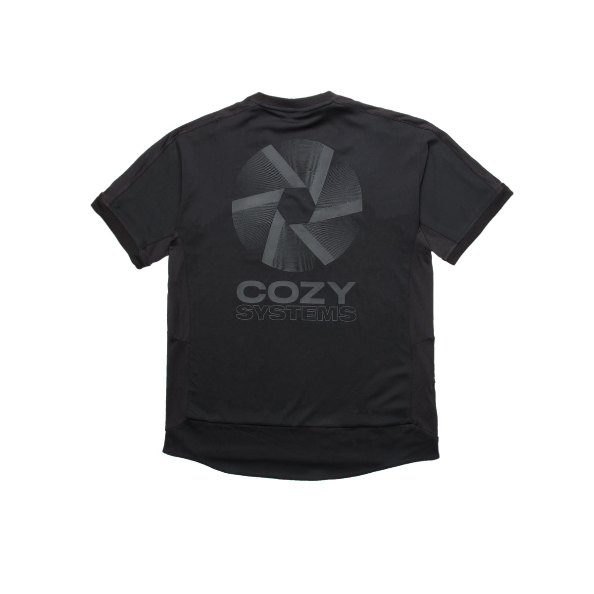 Cross Jersey - Black