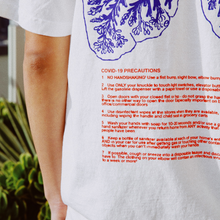 Load image into Gallery viewer, Take Care Tee - Off-White