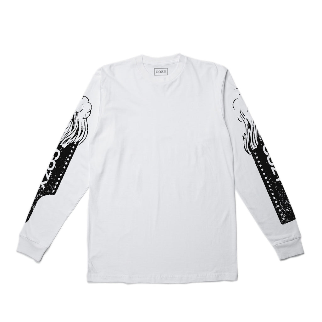 Fire Films LS - White