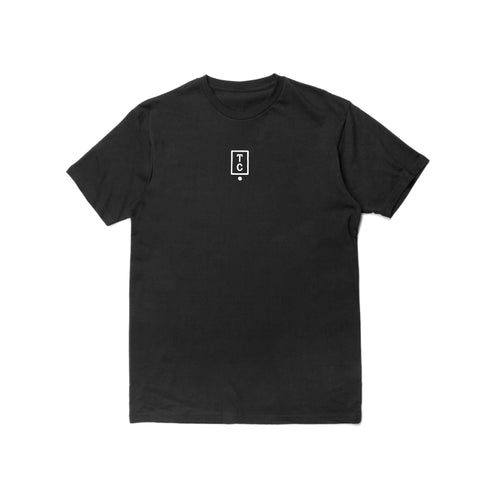 Histogram Tee - Black