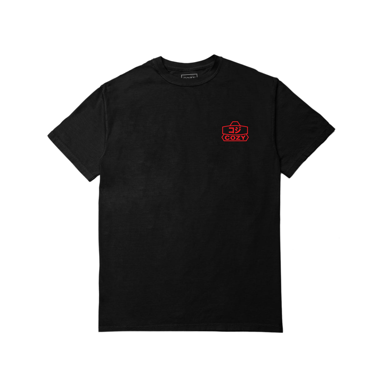 Ikon SS - Black/Red