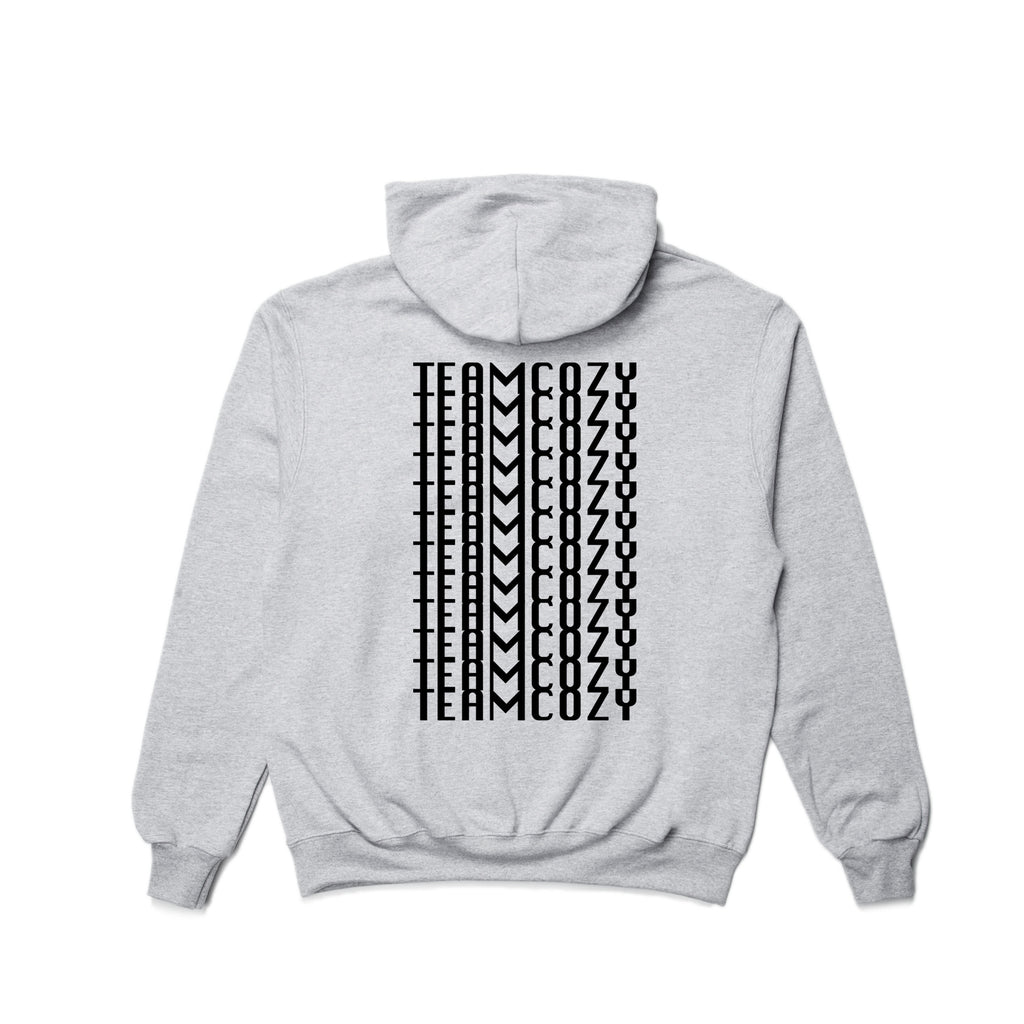 TC Repeat Hoodie - Heather